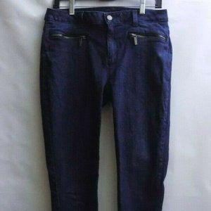 Michael Kors Skinny jeans Zip Pockets Sz 6